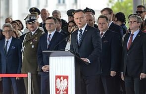 Prezydent w Święto Służby Więziennej: dziękuję za służbę