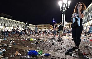 Około 1400 rannych w strefie kibica w Turynie