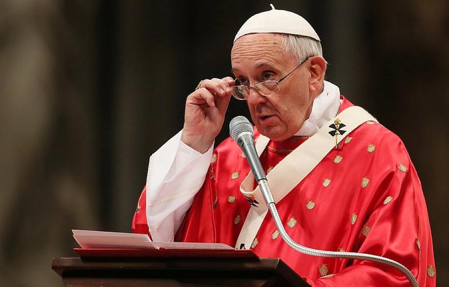 Franciszek: uczynki miłosierdzia upodabniają nas do Jezusa