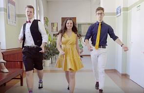 """Licealiści z Poznania zrobili remake kultowej sceny z """"La La Land"""""""