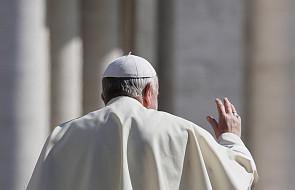 Franciszek: Ojcostwo Boga źródłem nadziei