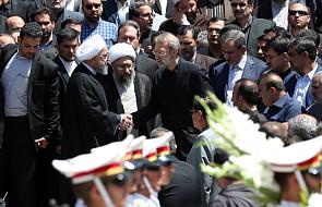 Iran: terrorystom nie uda się zastraszyć ludzi