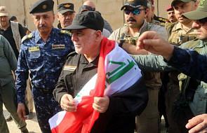 Premier oficjalnie ogłosił wyzwolenie Mosulu