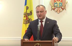 Prezydent Dodon: chcę, by Mołdawia była jak Białoruś