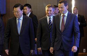 Morawiecki: ponad 100 mld dol. na inwestycje