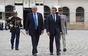Francja i USA zgadzają się w sprawie Syrii
