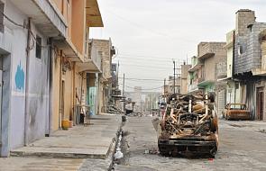 Ponad milion ludzi uciekło od października z Mosulu