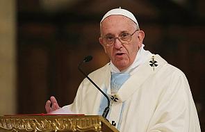 Papież: nie stój z założonymi rękoma w obliczu degradacji środowiska
