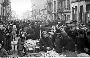 1,5 tys. euro dla polskich Romów i Żydów za pracę w getcie