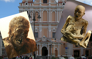 Tajemnice mumii z kościoła dominikanów w Wilnie