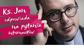 Ksiądz Jan Kaczkowski o małżeńskich kryzysach