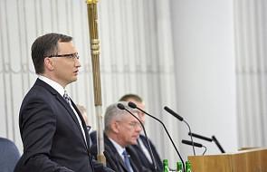 Senat przyjął bez poprawek ustawę PiS o SN
