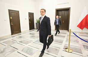 Zbigniew Ziobro: prezydent podejmuje decyzje