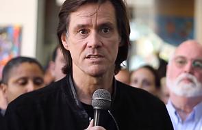 Jim Carrey: wierzę, że cierpienie prowadzi do zbawienia