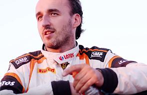 Robert Kubica przygotowuje się do startu w F1. To prawdziwy cud