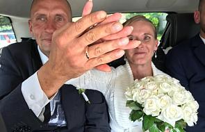 Bezdomni nowożeńcy i ślub, o jakim nawet nie ośmielili się marzyć