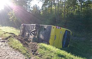 Niemcy: w wypadku autokaru zginęło 18 osób