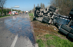 Niemcy: wypadek autokaru. 49 rannych