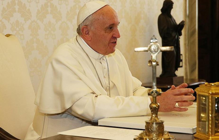 """Papież: migracje to """"rezultat precyzyjnych decyzji"""""""