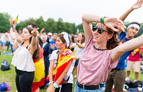 Campus Misericordiae: modlitewne czuwanie w rocznicę Światowych Dni Młodzieży