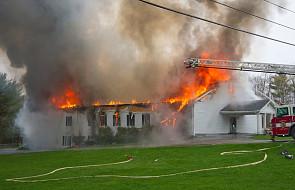 W Araukanii w Chile podpalono kolejny kościół. W 2016 roku spłonęło tam 13 świątyń