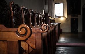 Tajemnica ławek kościelnych