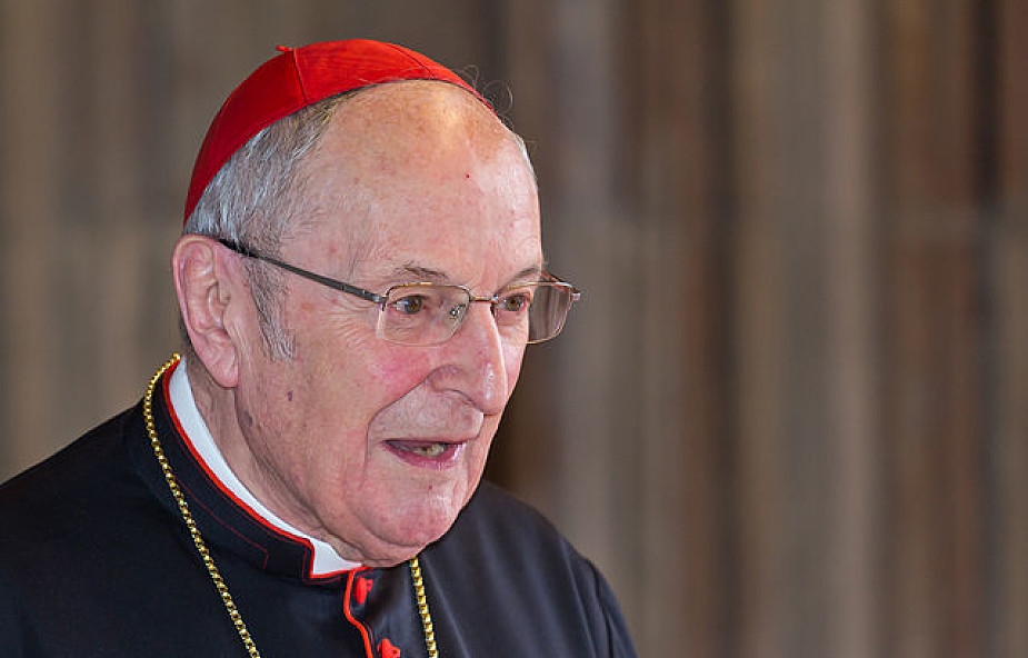 Zmarł kardynał Joachim Meisner