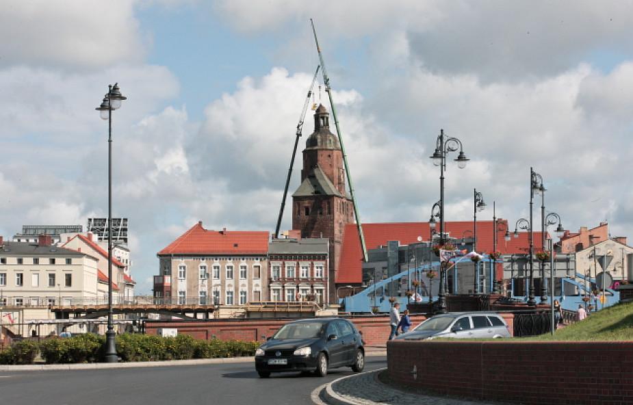 Będzie zbiórka na zniszczoną katedrę w Gorzowie