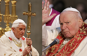 Benedykt XVI przekazał Polsce cenne pamiątki związane z Janem Pawłem II