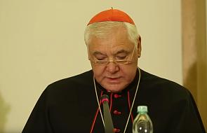Kard. Müller o kulisach odejścia z Kongregacji