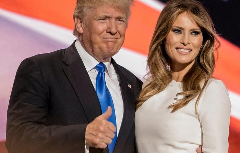 Melania Trump: bliżej mi do Jackie Kennedy