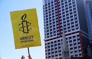 Amnesty International: ten kraj to obóz śmierci