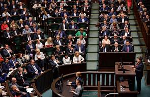 Sejm uczcił minutą ciszy pamięć ofiar rzezi wołyńskiej