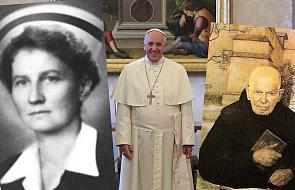 Papież zatwierdził dekrety beatyfikacyjne dwójki Polaków
