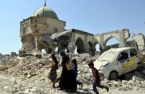 Irak ogłosił wyzwolenie Mosulu z rąk dżihadystów