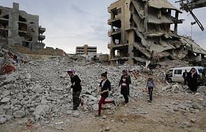 Rozpoczął się rozejm na południowym zachodzie Syrii