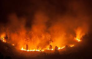 W Kanadzie z powodu pożarów ewakuowano 3 tys. rodzin