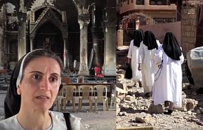 Irak: siostry dominikanki wróciły do klasztoru po przegnaniu dżihadystów z ISIS