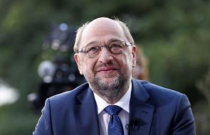 Niemcy: Martin Schulz nie traci nadziei na pokonanie kanclerz Merkel