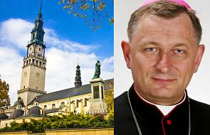 Bp Zadarko na Jasnej Górze: pielgrzymki sposobem na ewangelizację Europy