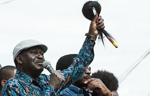 Kenia: lider opozycji Odinga apeluje do stronników, by zastrajkowali