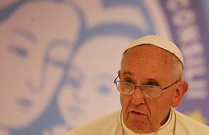 Papież Franciszek o największym darze Maryi dla wszystkich ludzi