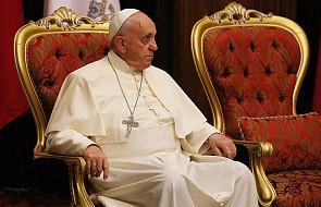 Franciszek na Anioł Pański: oto największy dar Maryi dla świata