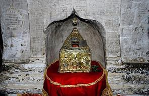 Odnalezione relikwie św. Jana Bosko powróciły w jego strony rodzinne