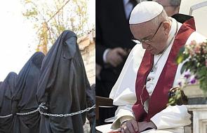 """Papież staje w obronie jazydów. """"Był pierwszym przywódcą, który poprosił o interwencję"""""""