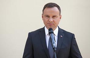 Prezydent: nie ugniemy się pod wpływem działań tchórzliwych zamachowców