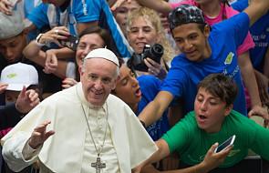 Franciszek: chrzest bramą nadziei