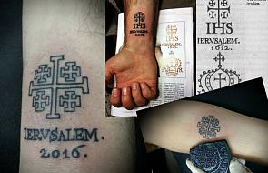 """""""Święty tatuaż"""". Wielowiekowa tradycja znów rozkwita wśród chrześcijan"""