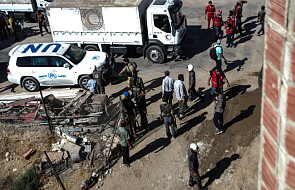 Syria: ostrzelano rosyjską ambasadę w Damaszku; nie ma ofiar