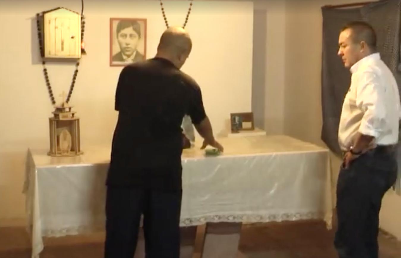 Argentyna: krwawiąca hostia? Trwa dochodzenie ws. domniemanego cudu eucharystycznego - zdjęcie w treści artykułu